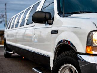 Servicefahrt: Mit der Limousine zu einem Modeevent