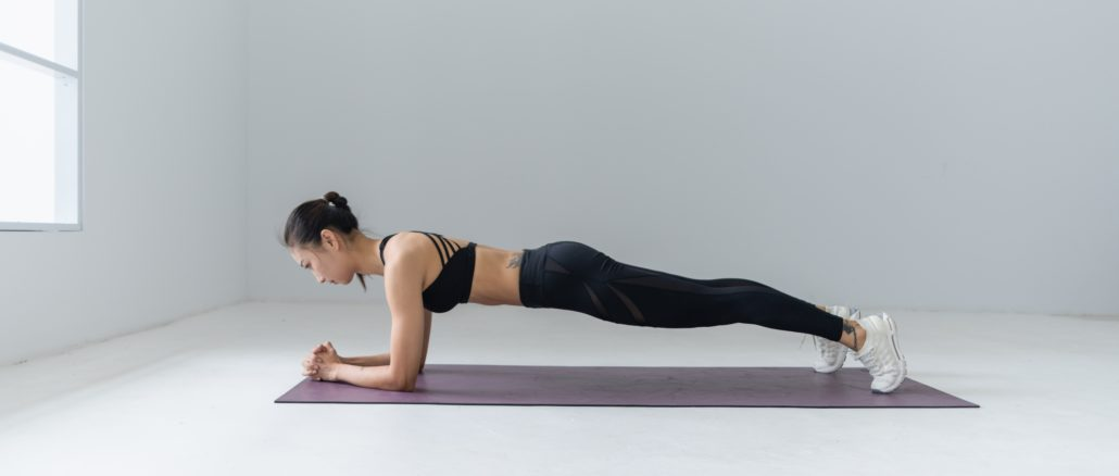 Fitnessübungen für Zuhause - Tipps und Ideen um fit zu bleiben