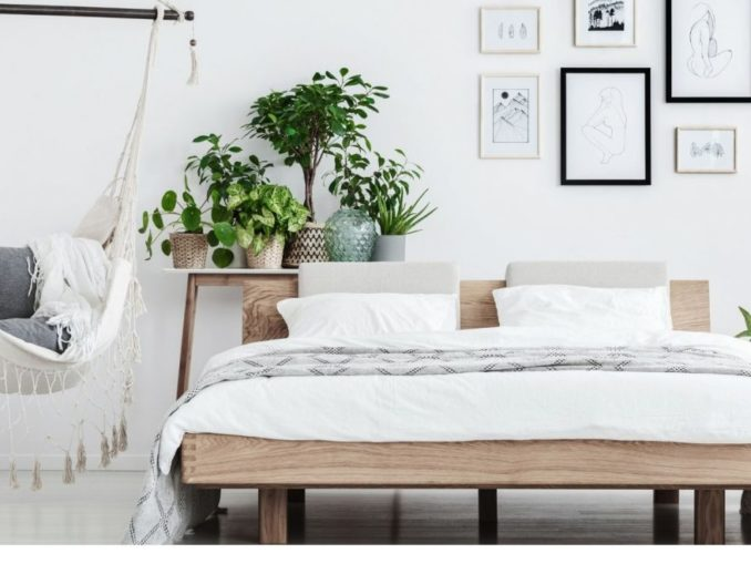 Wohnaccessoires für das Schlafzimmer